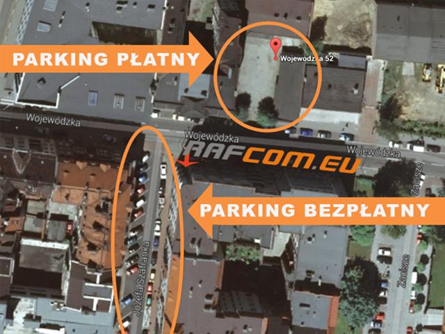 parking platny